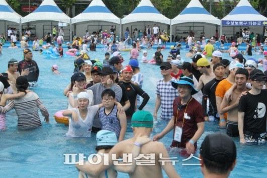 수영 사랑 봉사 활동 2013.jpg